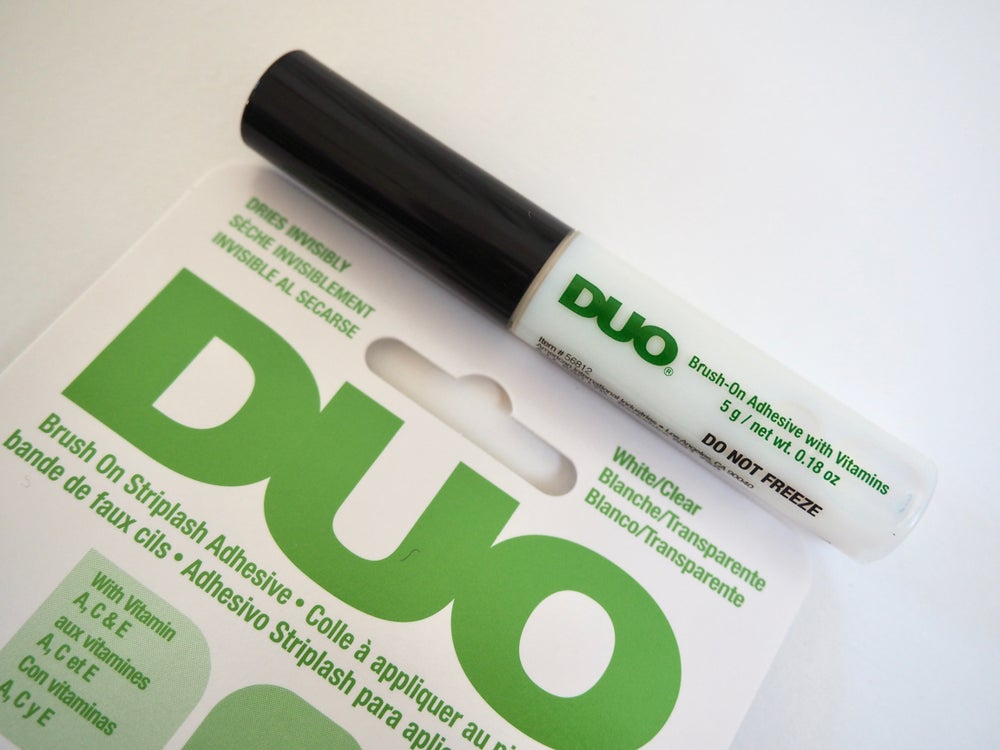 Image of Duo Brush On Striplash Adhesive- Clear 5g.