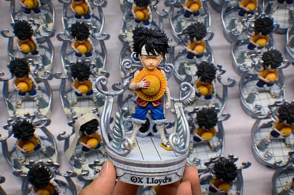 Image of  [In-Stock]One Piece G5 Studio Luffy Resin Statue