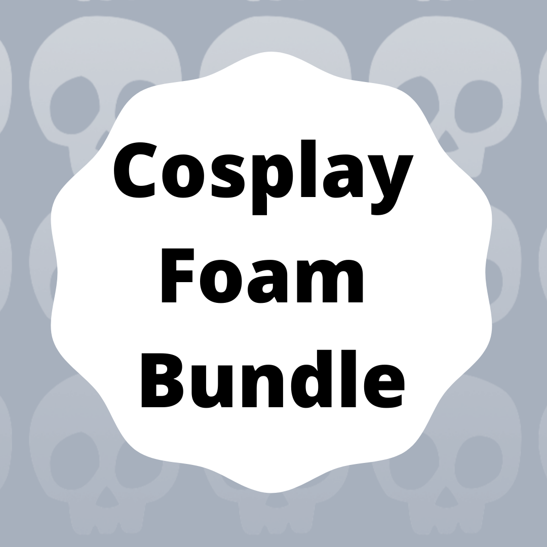 Cosplay Foam Super Bundle