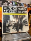 Dick Gregory at Kent State