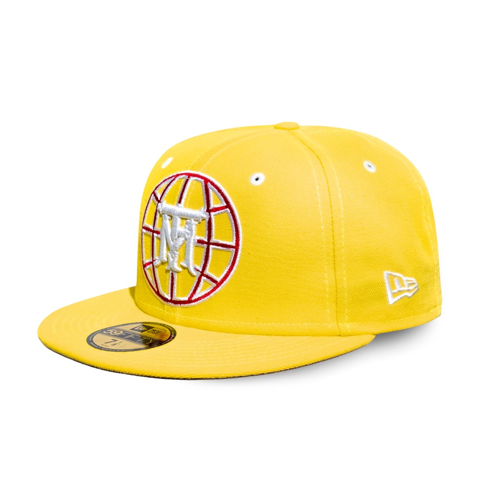Image of Intl New Era- Yellow