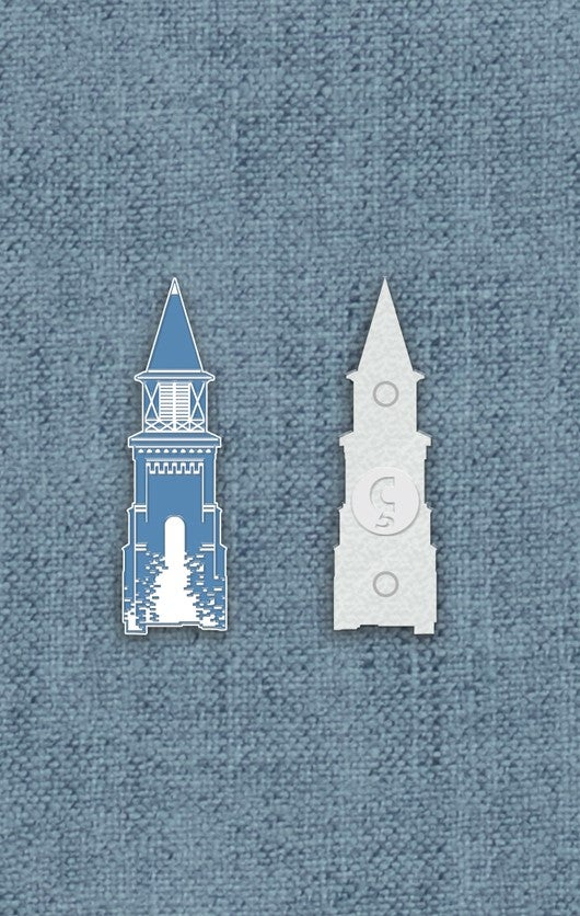Image of Steeple Pin