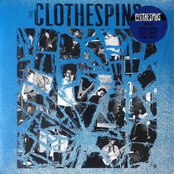 "the CLOTHESPINS - ""Basement Boys: 1979-1980"" LP"
