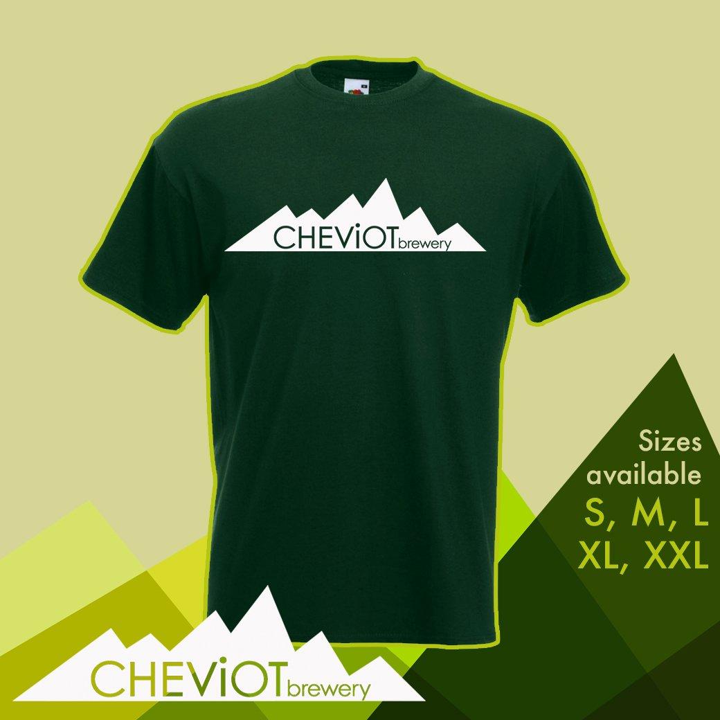 Image of T-shirt - Cheviot Brewery T-shirt