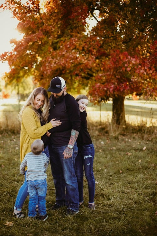 Image of Reserved for Kylie - Family Session