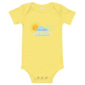 Image of Sunshine Baby Onesie