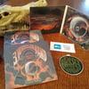 "3 WHEELER BAND ""Space Tribe"" CD"
