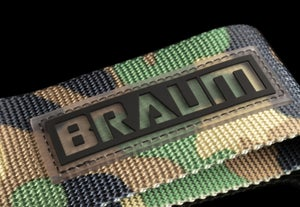 Image of NEW!!! Tow Strap - BRAUM Racing