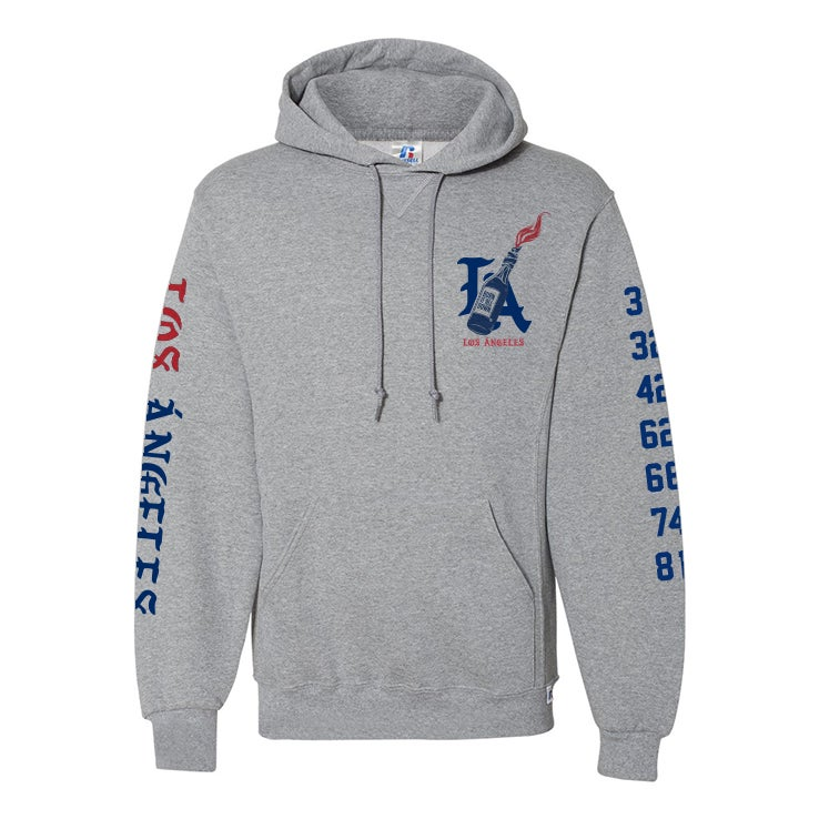 Image of They Rally (Burn it All Down) Hoodie