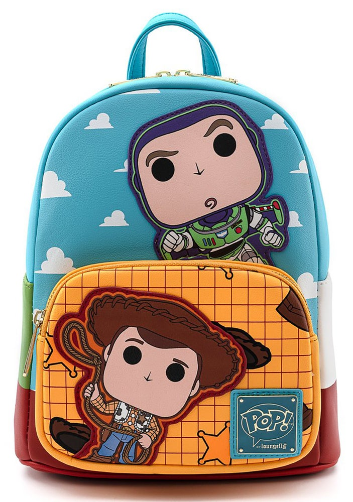 Image of Pop by  Loungefly Pixar Toy Story Buzz and Woody