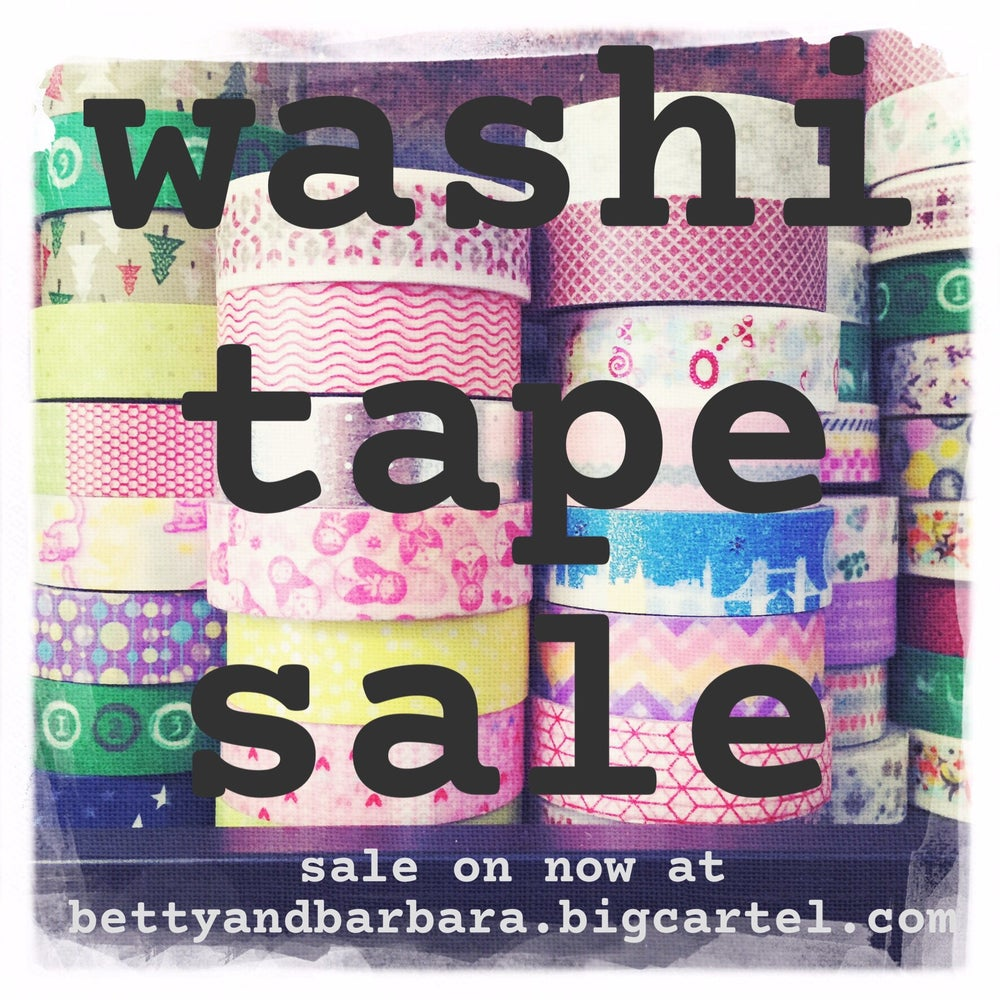 Image of washi tape surprise! (twin pack)