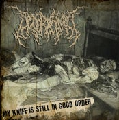 Image of DECORTICATION- MY KNIFE IS STILL IN GOOD ORDER CD