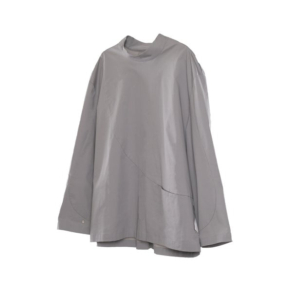 Image of AOYMOUS - Cycle Tailored Top (Grey)