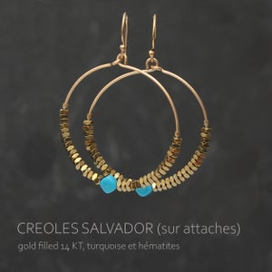 Image of CREOLES SALVADOR (sur attaches)