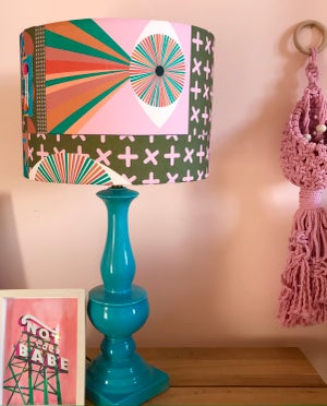 Image of NEW Limited Edition 'Eye Spy' Lampshade