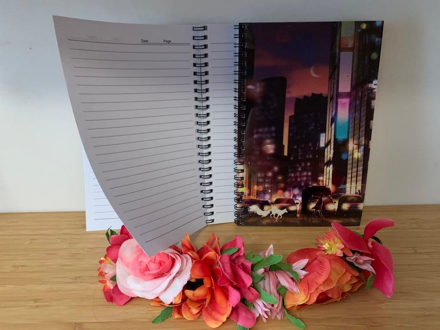 Image of Paradise - Notebook