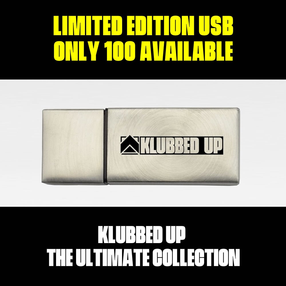 Image of Klubbed Up Ultimate Collection USB