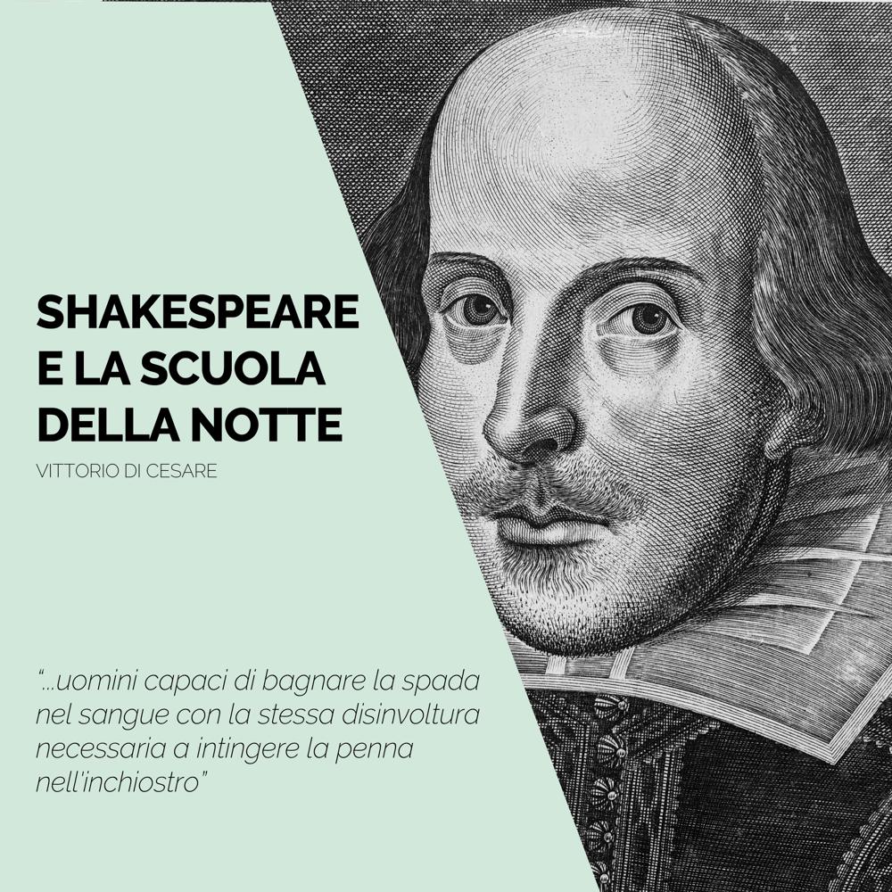 Image of Shakespeare e la Scuola della Notte
