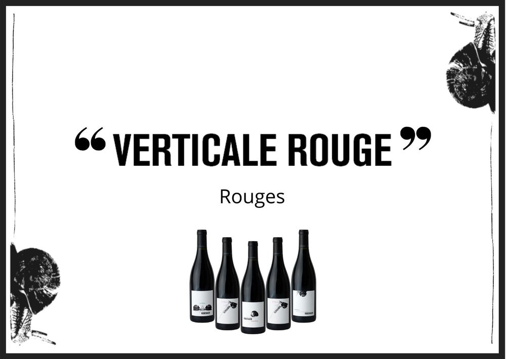 "Image of ""Verticale Rouge"" - 12 Bouteilles"