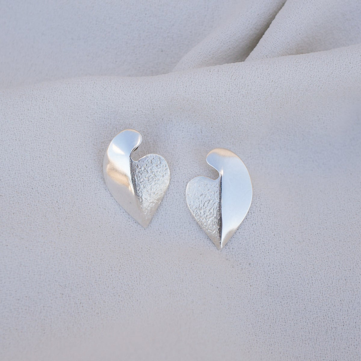 Image of Boucles d'Oreilles MINGO Clous Argentées