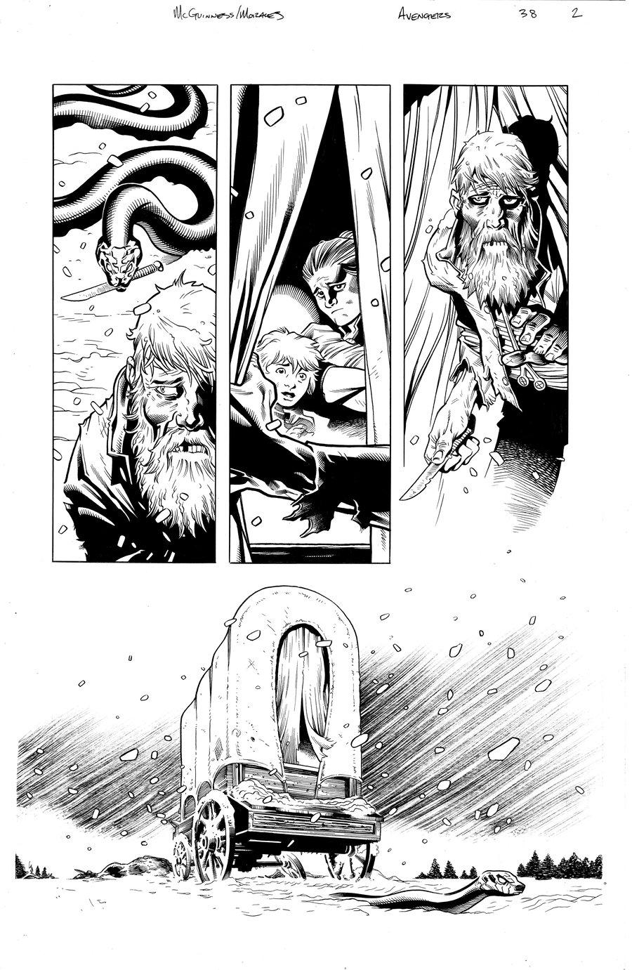 Image of Avengers (2020) #38 PG 2