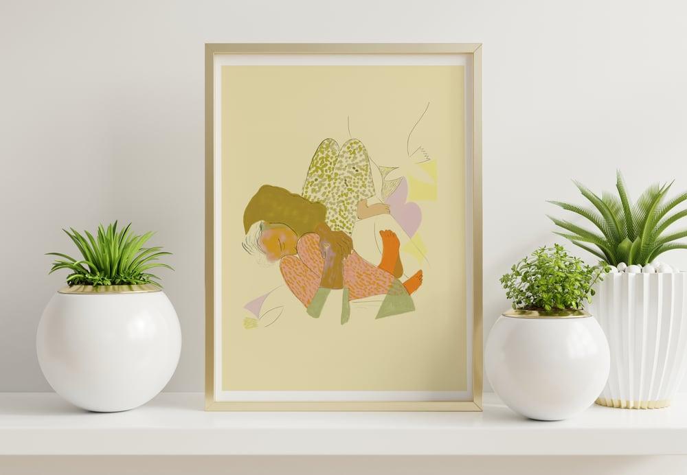 Image of Choose Love print