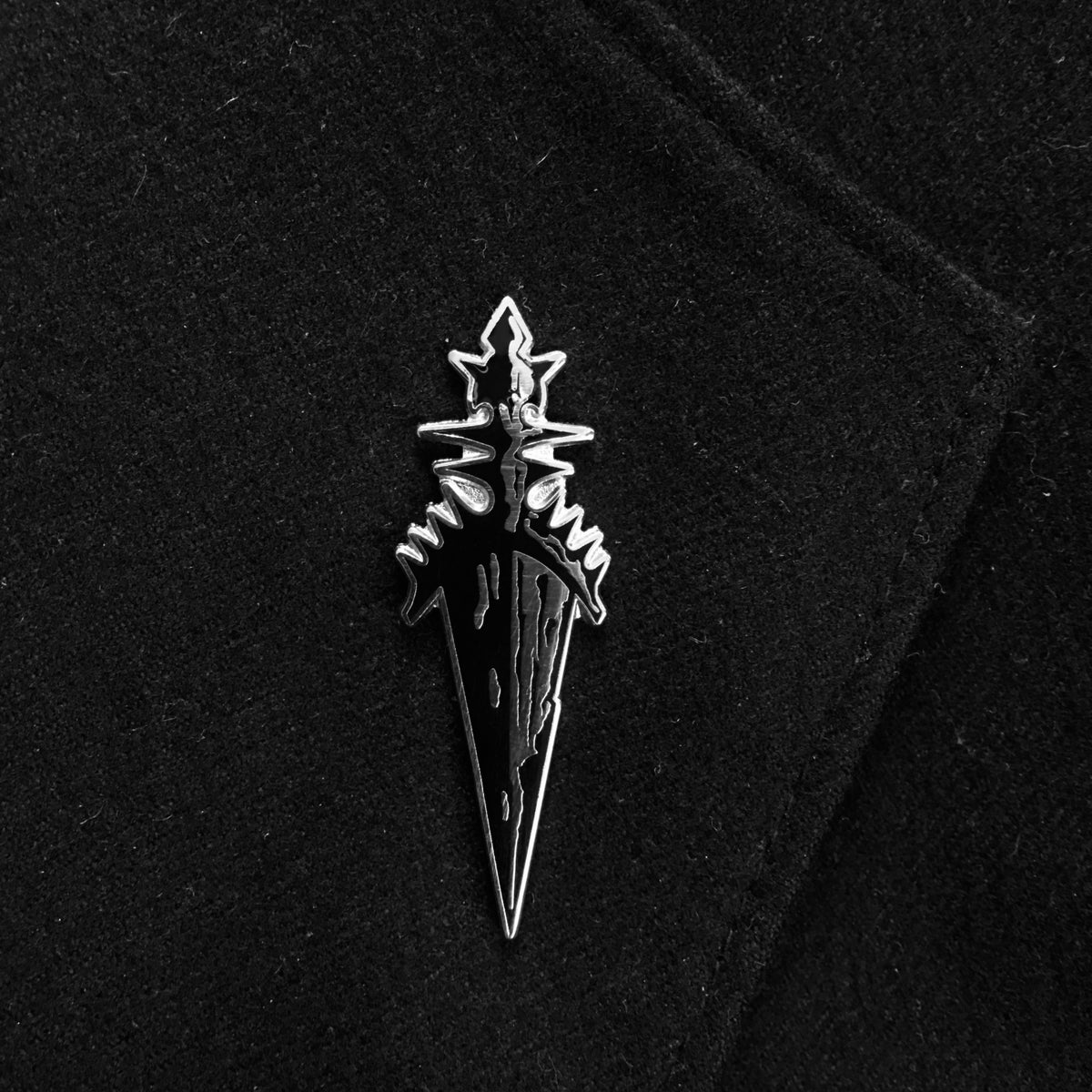 Image of IMPOSSIBLE DAGGER PIN