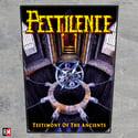 Pestilence Testimony backpatch