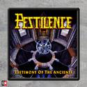 Pestilence Testimony patch