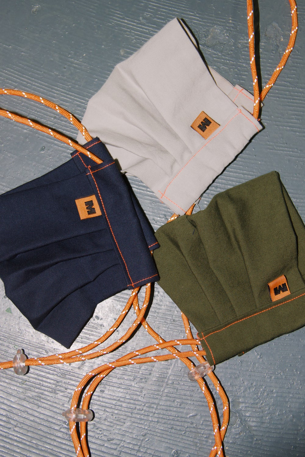 Image of Reusable Mask: The San Pack