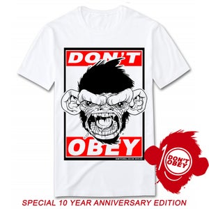 Image of DON'T OBEY 2020 SPECIAL 10 YEAR EDITION