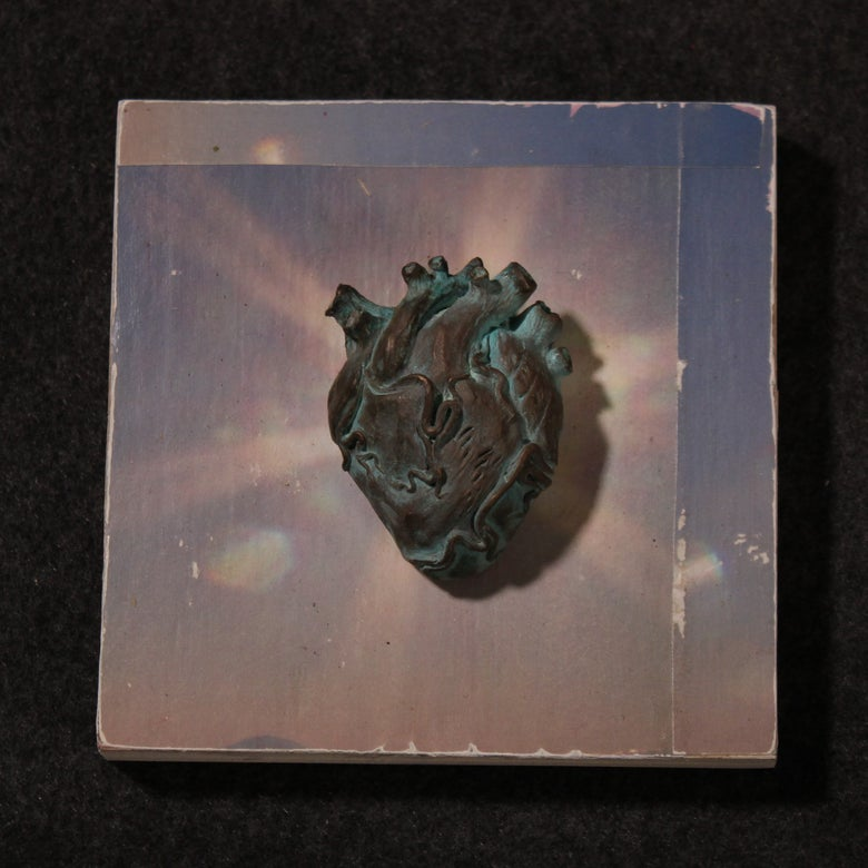 Image of Heart plaque 3
