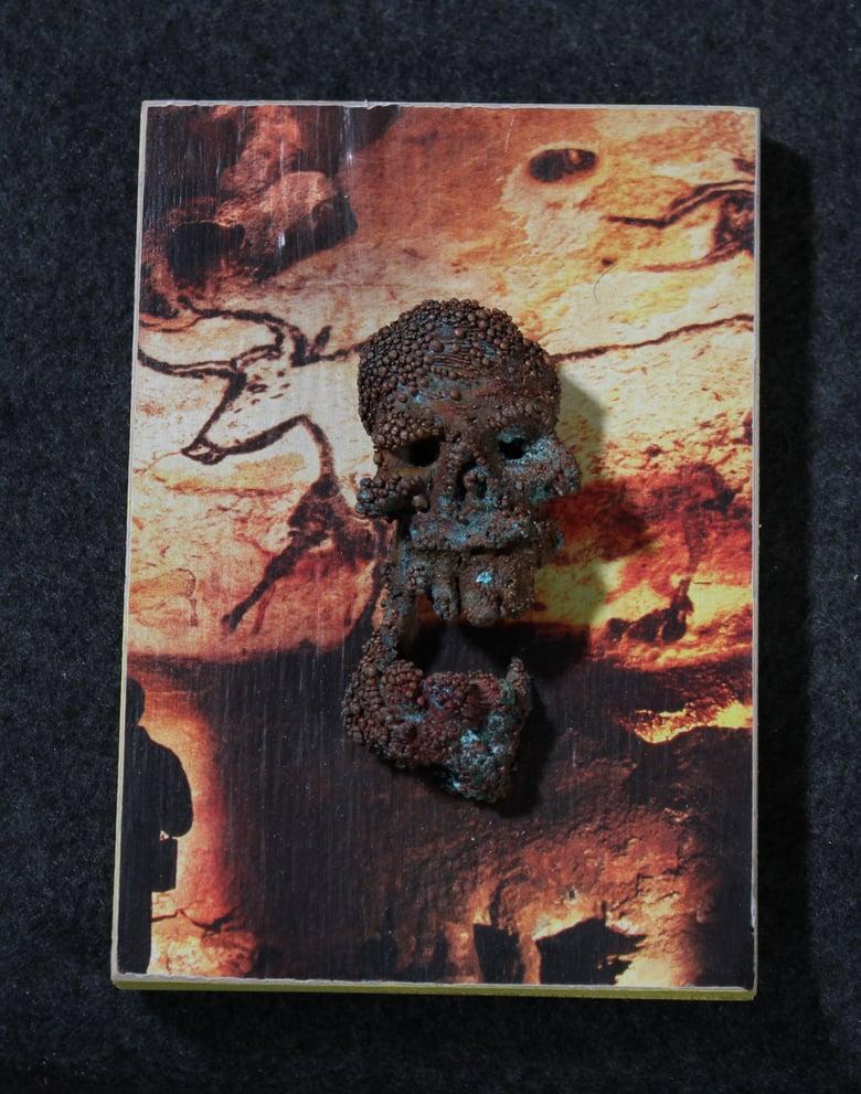 Image of Skull plaque 1