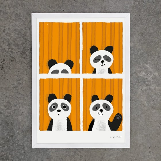 Image of Print | Panda Passport