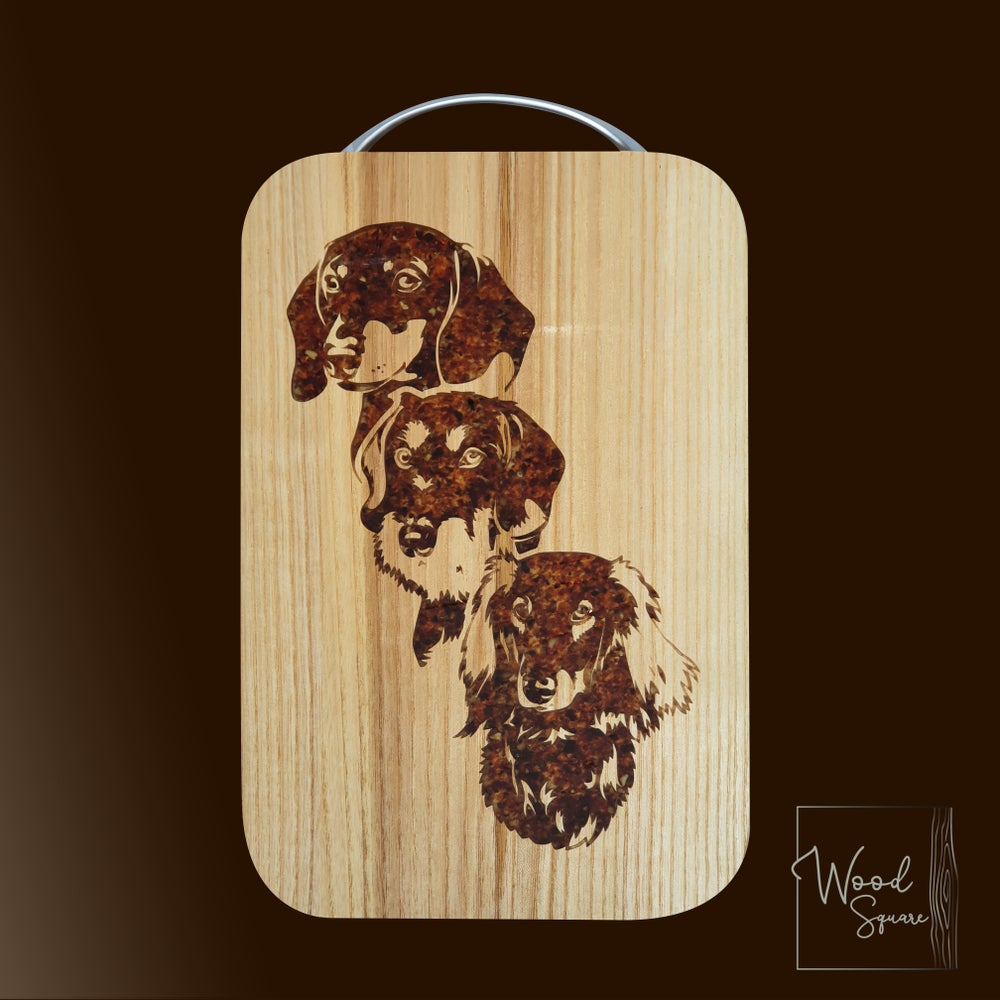 Image of Dachshund Dog board