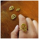 Image 4 of Vanitas Silver Ring