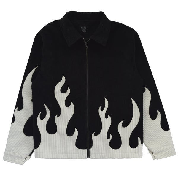 "Image of ""Emo Ass"" Flame Jacket"