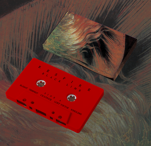 "Image of RESPIRE ""Black Line"" TAPE MC"
