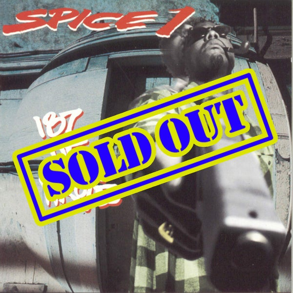 Image of Spice 1 - 187 He Wrote