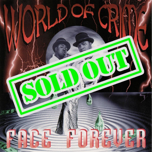 Image of Face Forever - World Of Crime