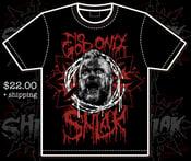 Image of TOTAL BLASPHEMY t-shirt