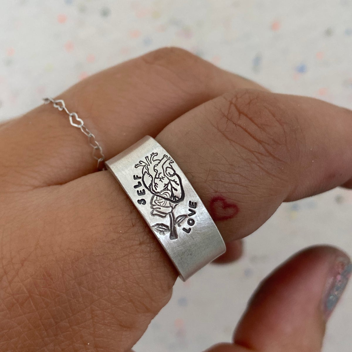 Image of Self love ring