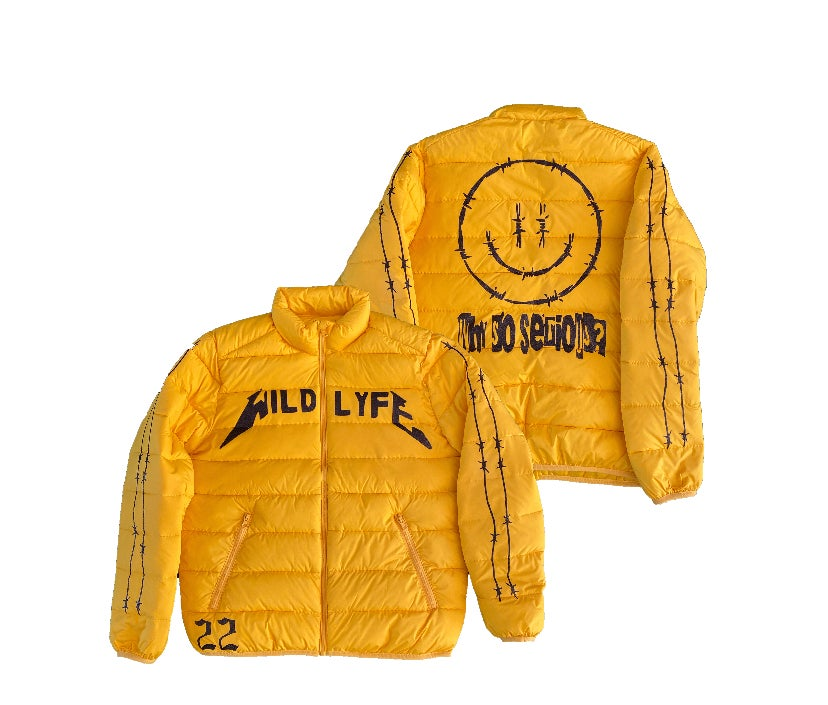 "Image of ""Why So Serious? Bubble Jacket"