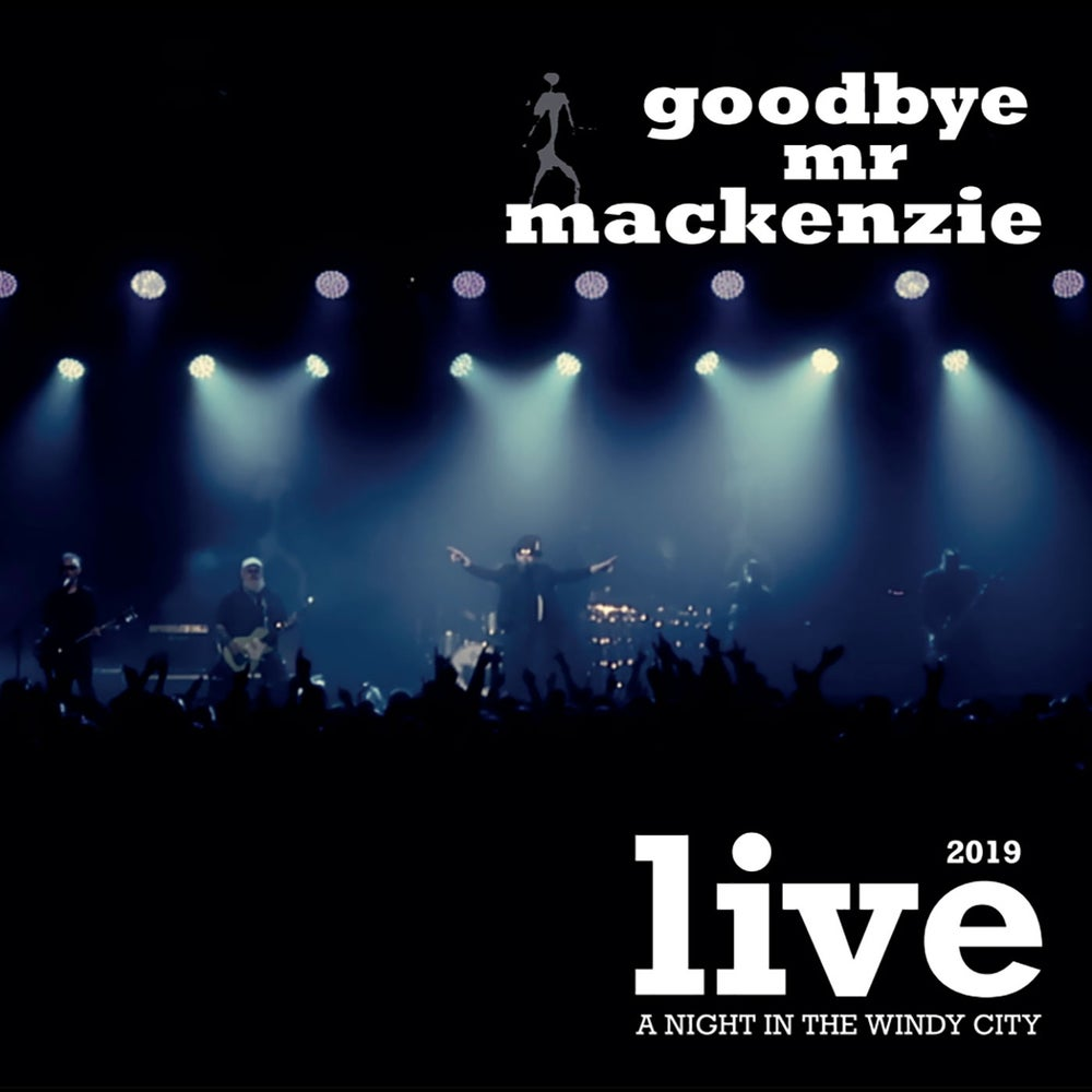 Image of A Night in the Windy City (CD) - LIVE 2019