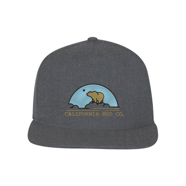 Cali Bud Co Embroidery Hat