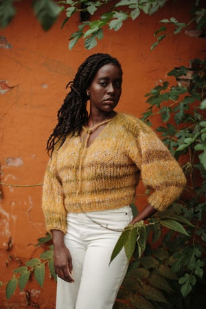 Image of Knit kit - Dryden Sweater & Vest (more colours)