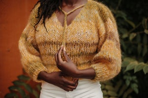 Image of Knit kit - Dryden Sweater & Vest (more colours)