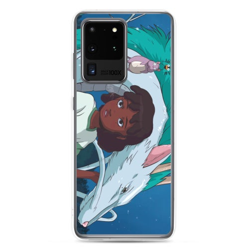 "Image of ""Spirited Away"" Phone Case"