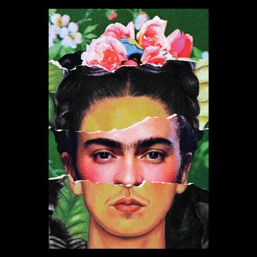 """Image of 12x18 """"Frida Kahlo""""  Print"""