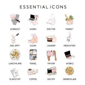 Image of Mini Essential Icons